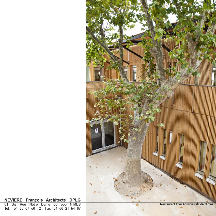 agence neviere architecte d p l g n mes gard ordre des architectes. Black Bedroom Furniture Sets. Home Design Ideas