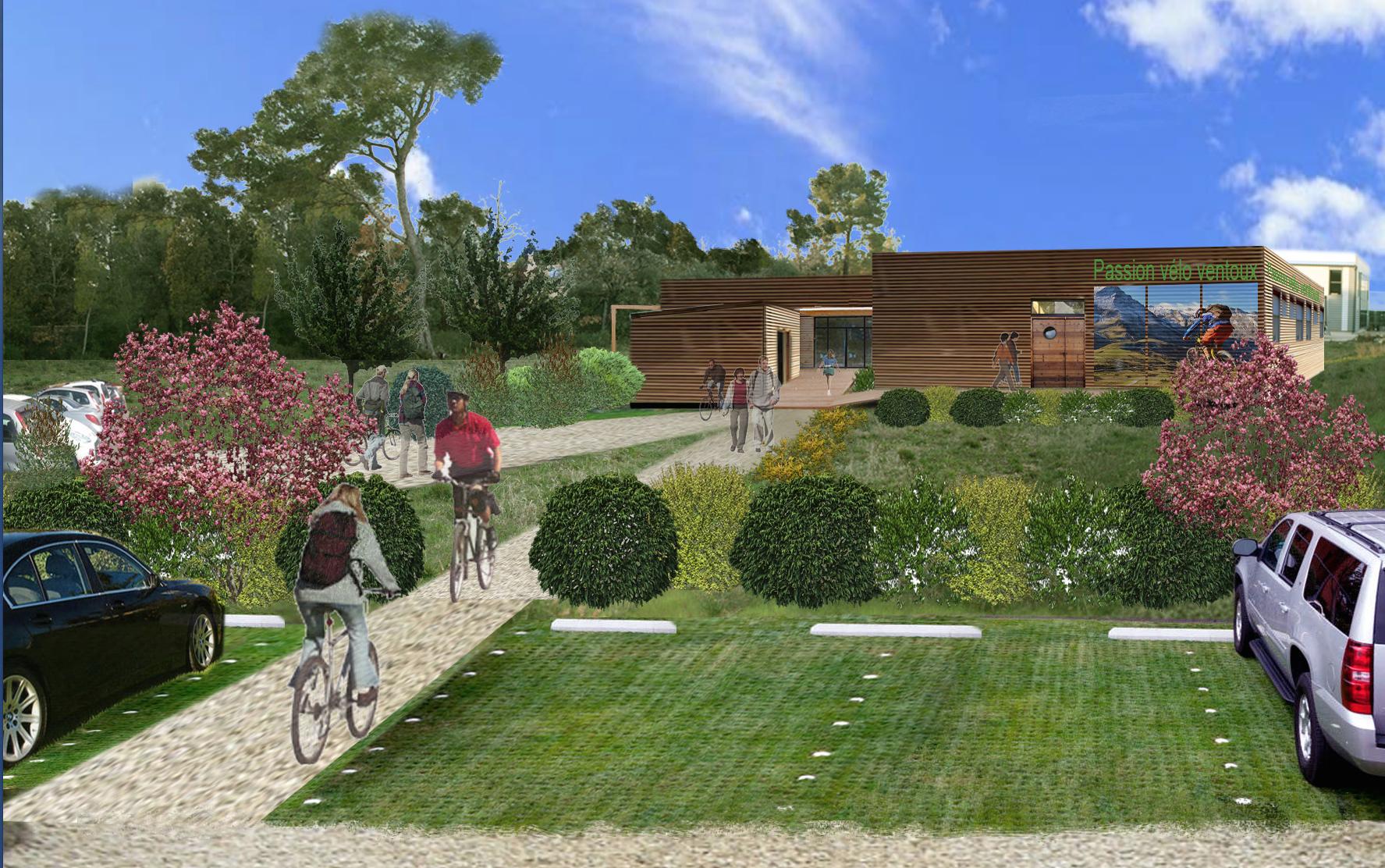 Diaporama de fjtl bike ordre des architectes for Ordre des architectes centre