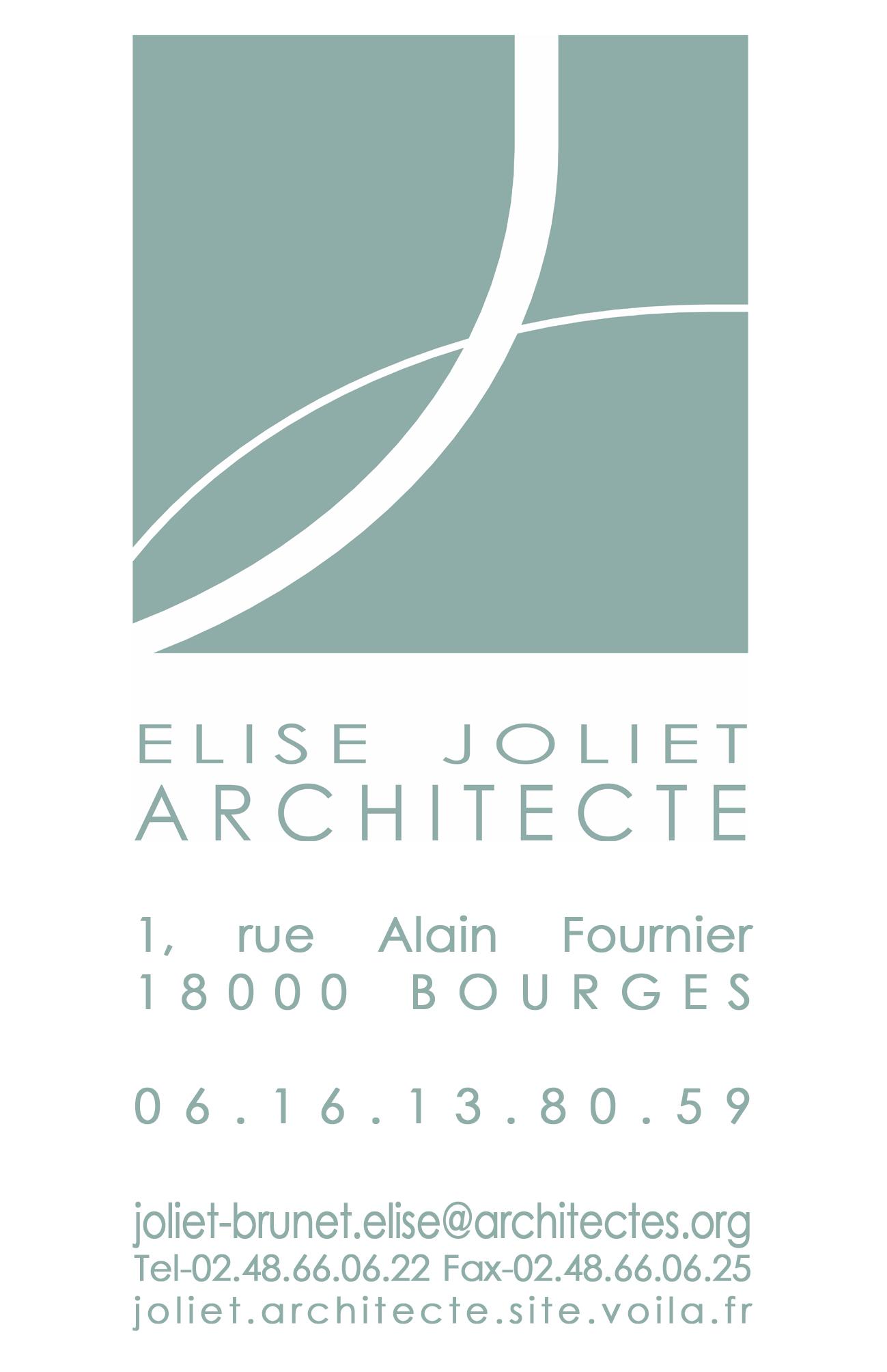 Elise JOLIET Architecte