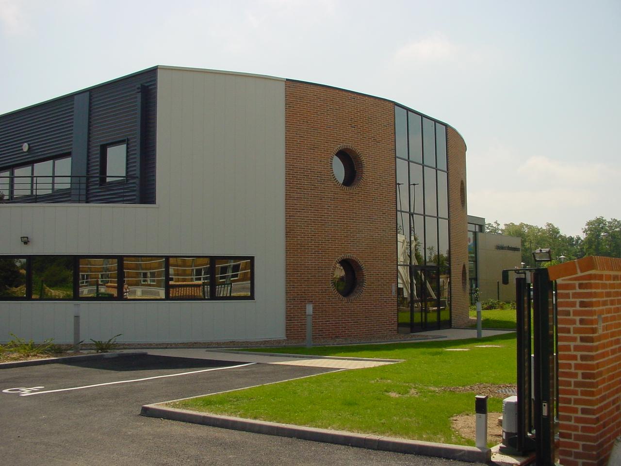 Fr d rick le maire architecture orl ans loiret ordre for Extension maison orleans