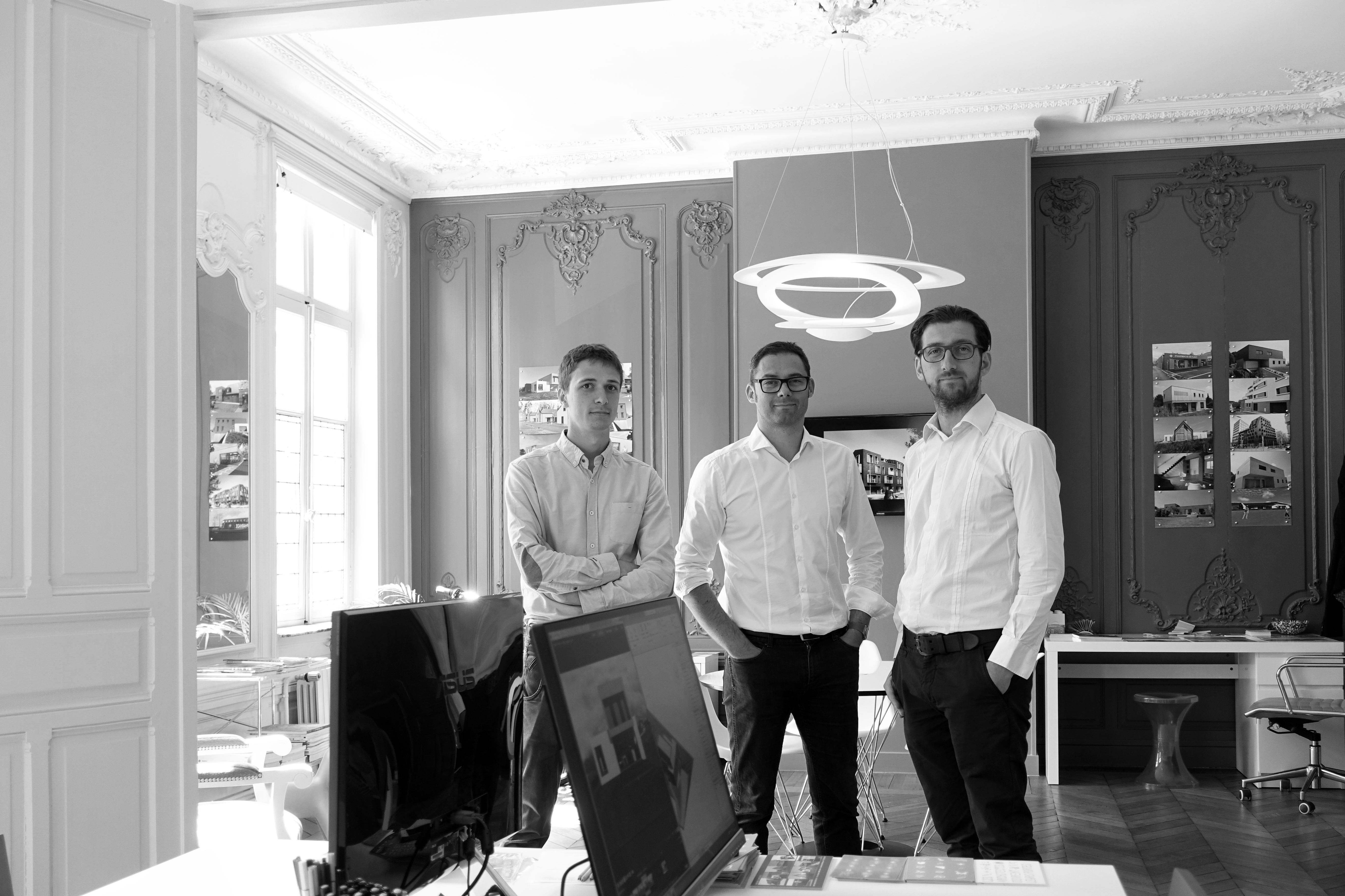 Samuel ridoux architecte dplg amiens somme ordre - Architecte amiens renovation ...