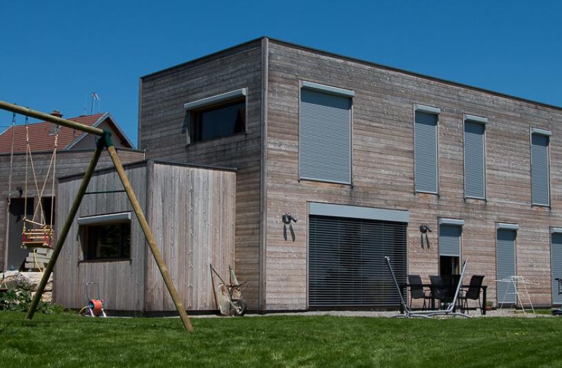 Souvent MYOTTE-DUQUET, Architecte | Ordre des architectes BR58
