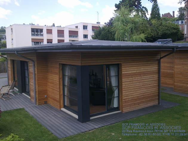 romaric francois mont saint aignan seine maritime ordre des architectes. Black Bedroom Furniture Sets. Home Design Ideas