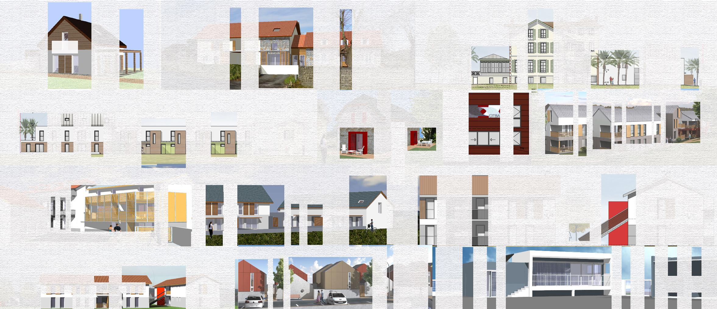 Diaporama de quitterie valmary ordre des architectes for Ordre des architectes centre
