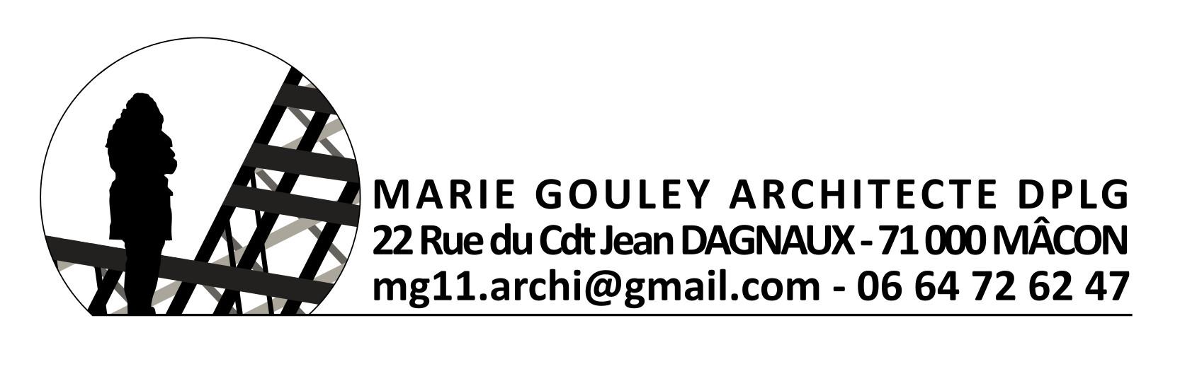 Marie gouley architecte dplg ordre des architectes for Definition architecte dplg