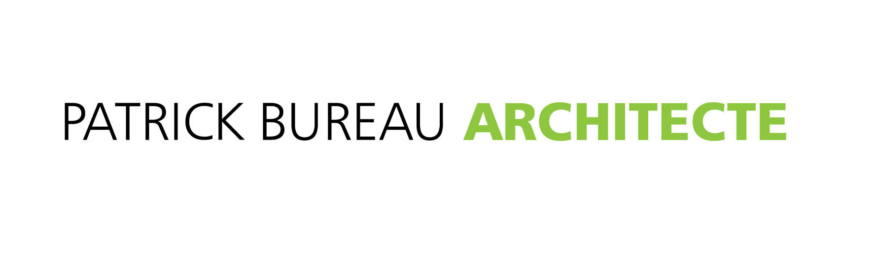 Patrick bureau ordre des architectes for Bureau architecte
