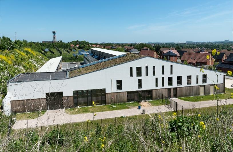 Centre de formation aux métiers de l'éco construction