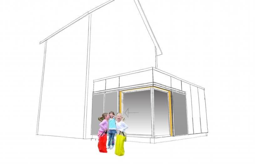 extension, architecture, eure et Loir