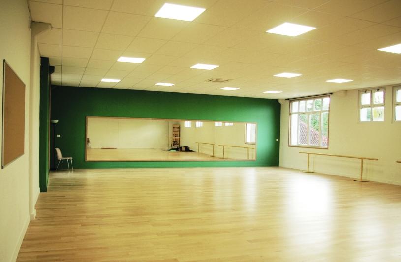 Salle de danse - Montcuq en Quercy Blanc