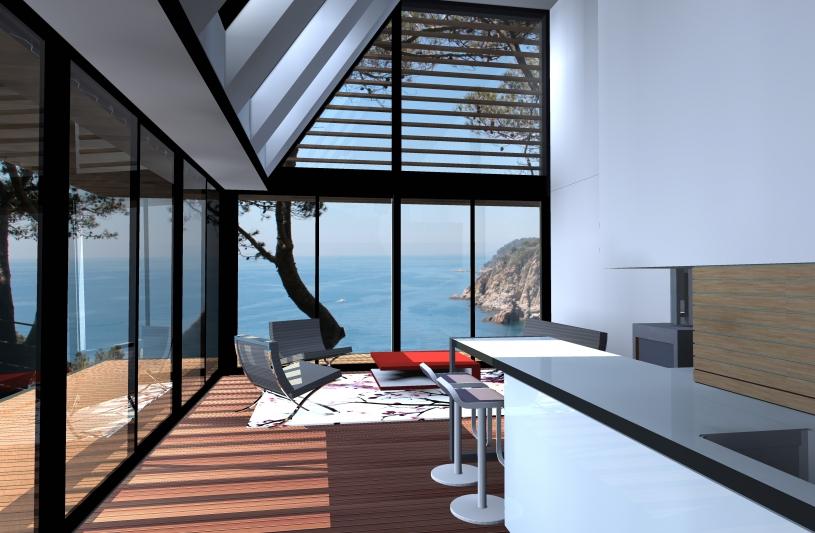 loft en container, atelier S, architecte, Toulouse