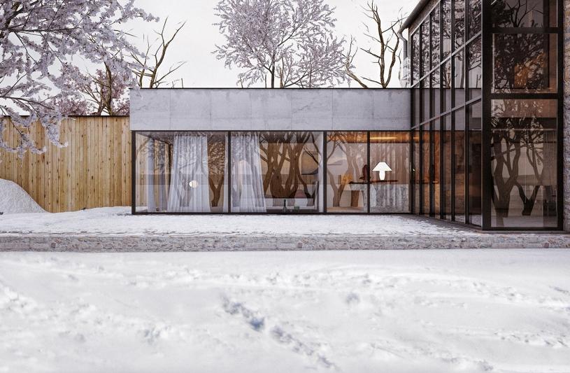Fabrice commer on architecte ordre des architectes for Architecte renovation ferme