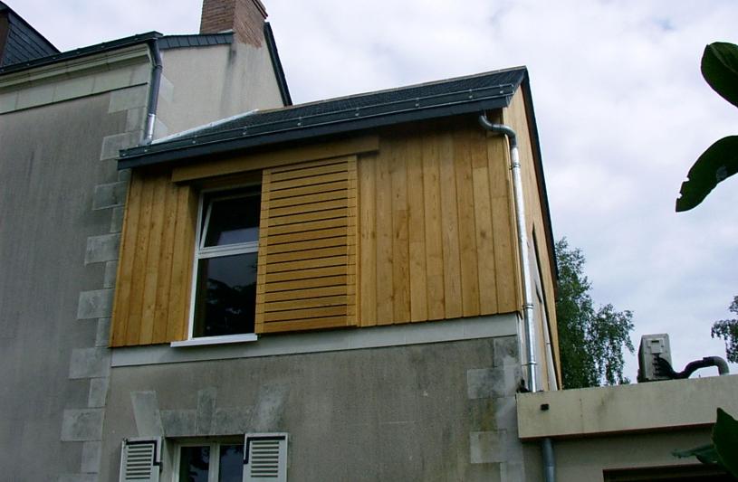 04 - Extension suélévation ossature bois