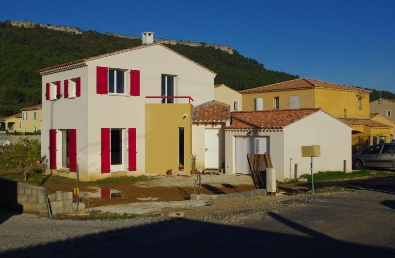 Christian vivien architecte b tisseur saint etienne for Batisseur maison individuelle
