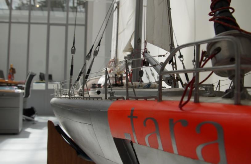 tara expedition architecte paris
