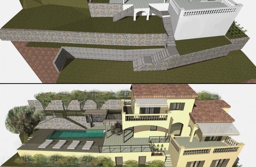 Image 3D: état des lieux / Projet.