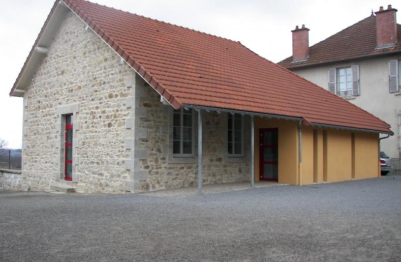 Cantine scolaire au Chatenet en Dognon