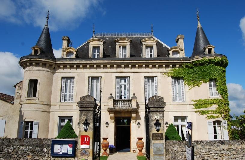 Extension - Hotel Edward 1er Monpazier