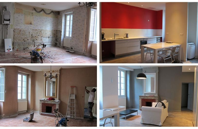 Appartement valence - Rénovation complète