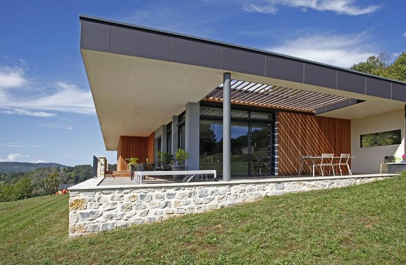 Mauna architectes ordre des architectes for Architecte nantes maison individuelle