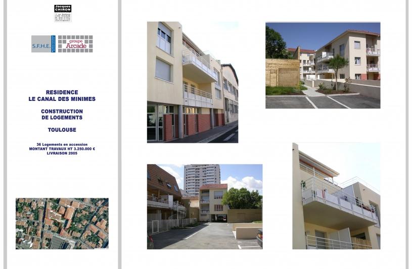 Visuel immeuble