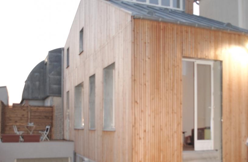 Rénovation d'une maison à Clamart