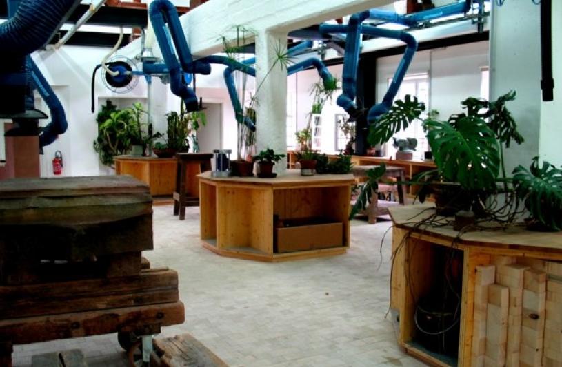 Ateliers des tailleurs et sculpteurs