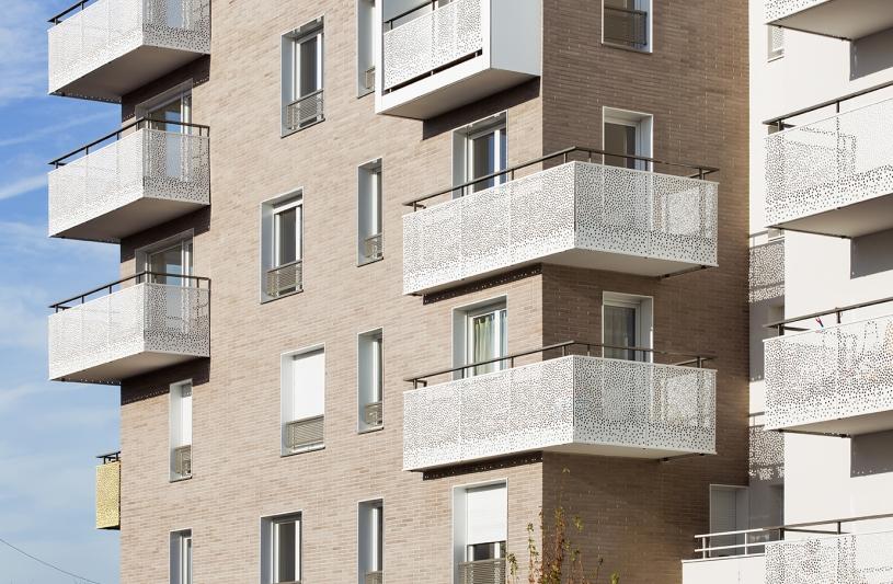 70 logements BBC en conception-réalisation, Nanterre (92)