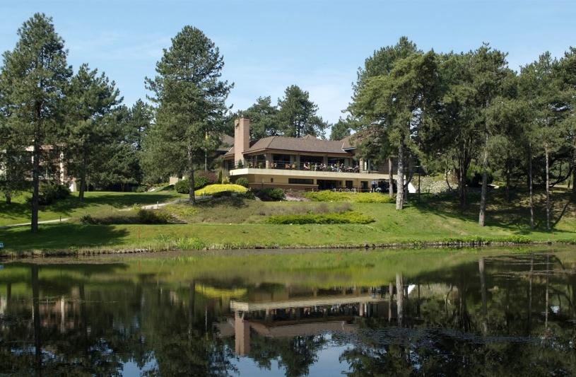 Club-House du golf