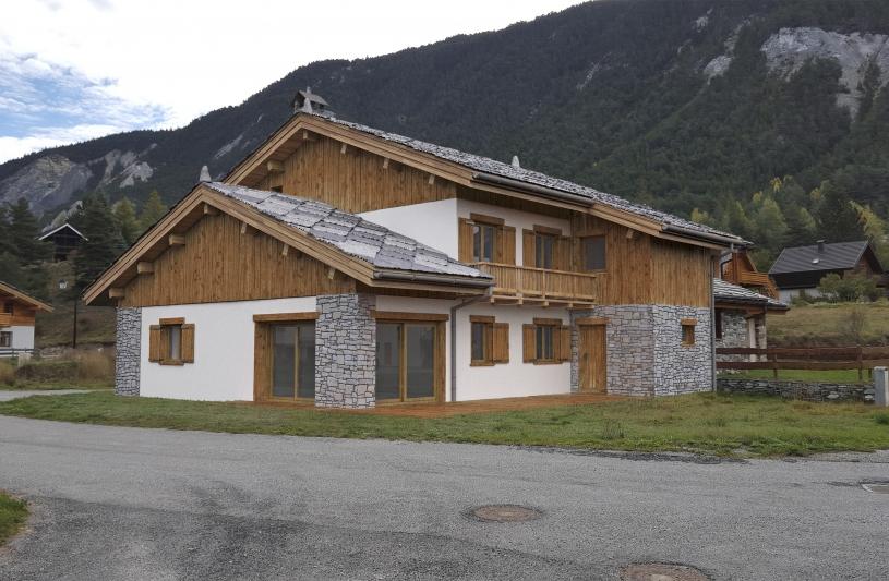 Homemade architecture s villarodin bourget savoie for Conception d architecture pour la maison