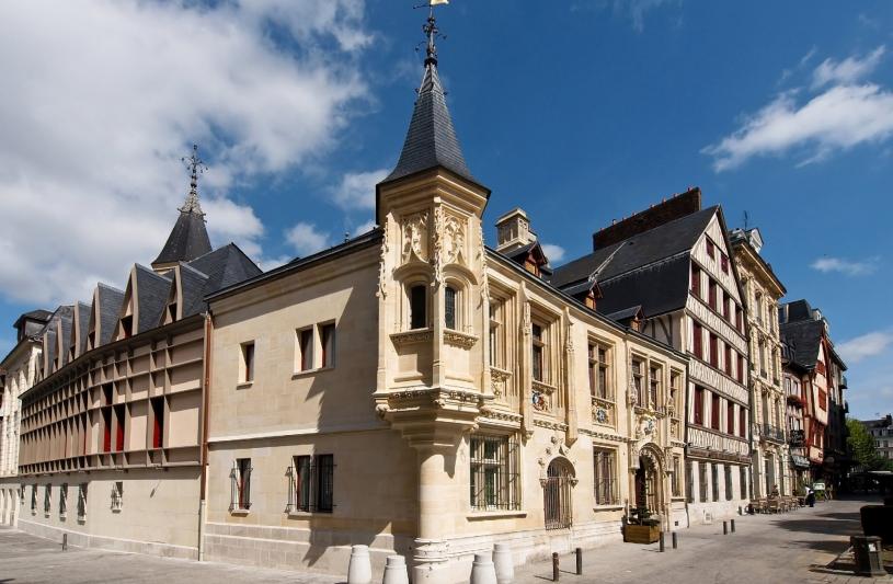 Hôtel de Bourgtheroulde ****