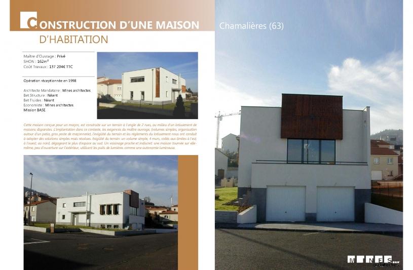 mines architectes clermont ferrand puy de d me ordre des architectes. Black Bedroom Furniture Sets. Home Design Ideas