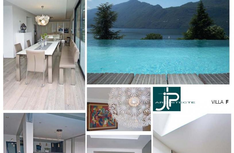 Villa F Brison - JLP architecte