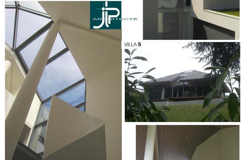 Villa S Brison - JLP architecte
