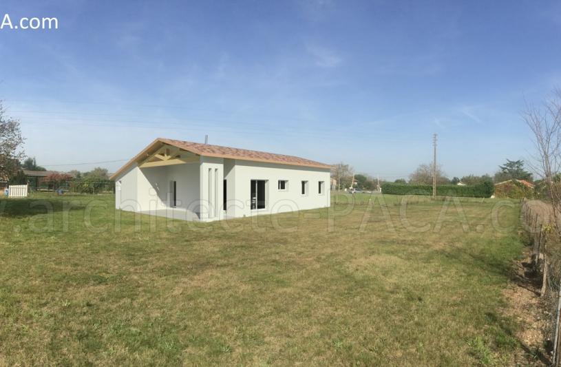 Pascal camliti architecte ordre des architectes for Architecte marseille maison individuelle