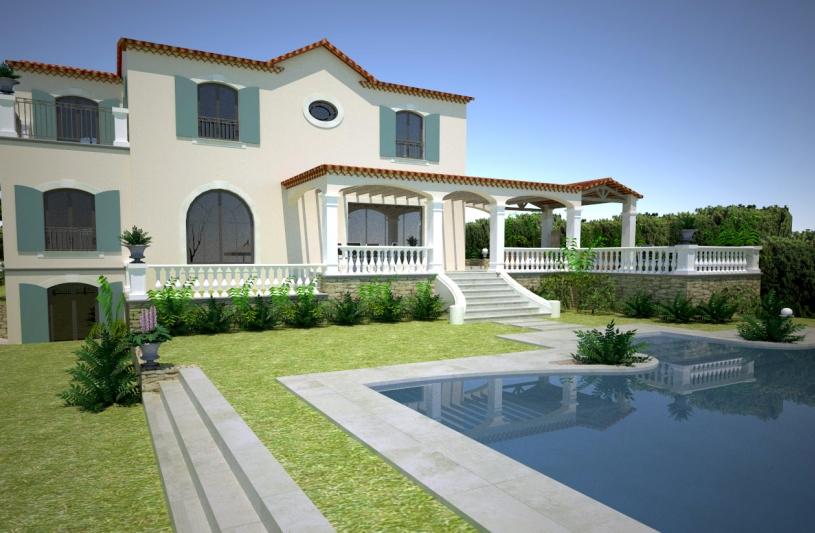 Bertrand plassit ordre des architectes for Projet maison neuf