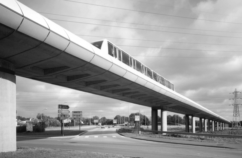 Viaduc du métro de Lille (ligne 2)