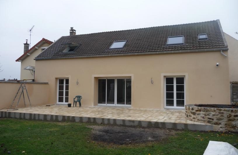 Aménagement d'une grange en habitation