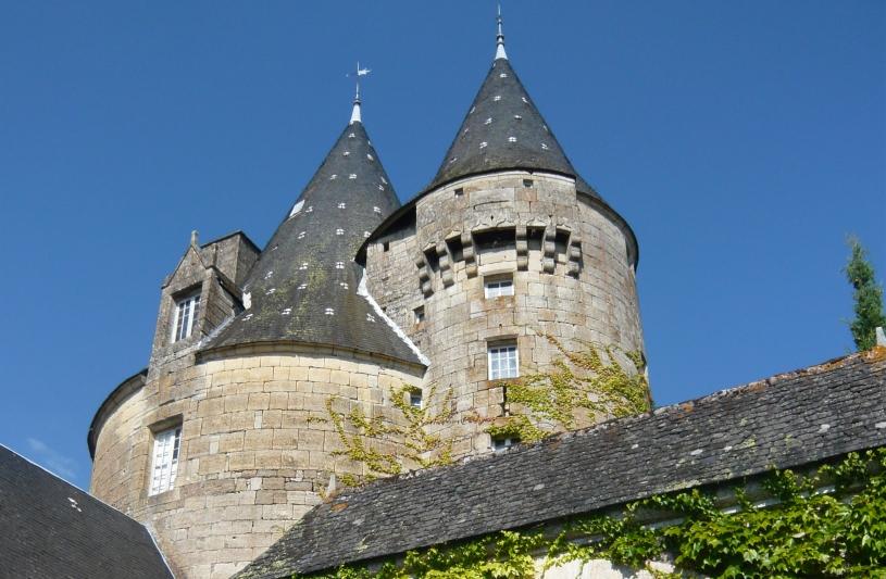 Rénovation Château Dordogne