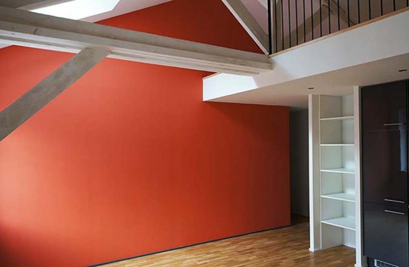 appartement duplex rénovation architecte paris