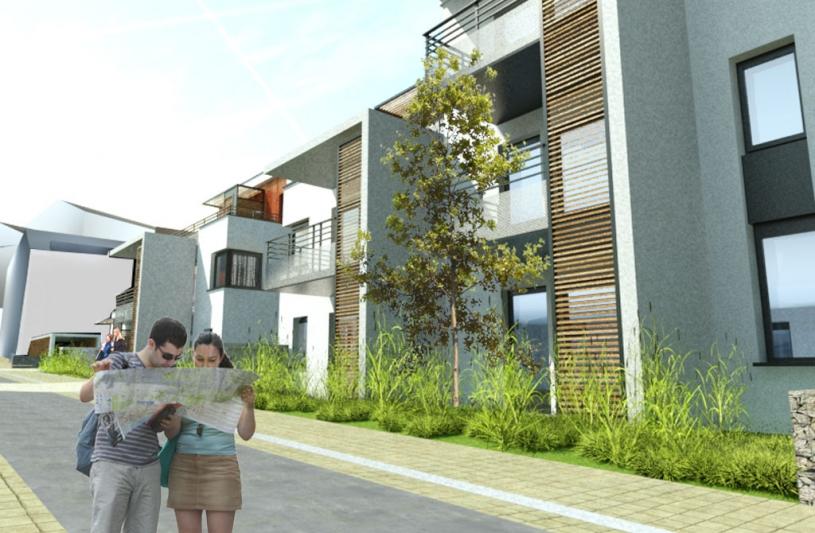 Site DESJOYAUX - Construction de 27 logements intermédiaires - XXL Atelier