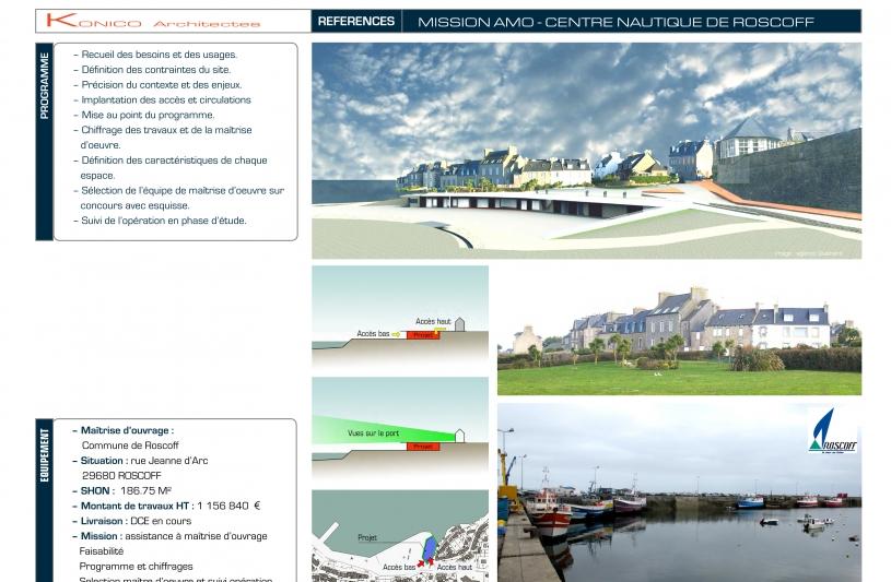 Centre nautique Roscoff - page 01