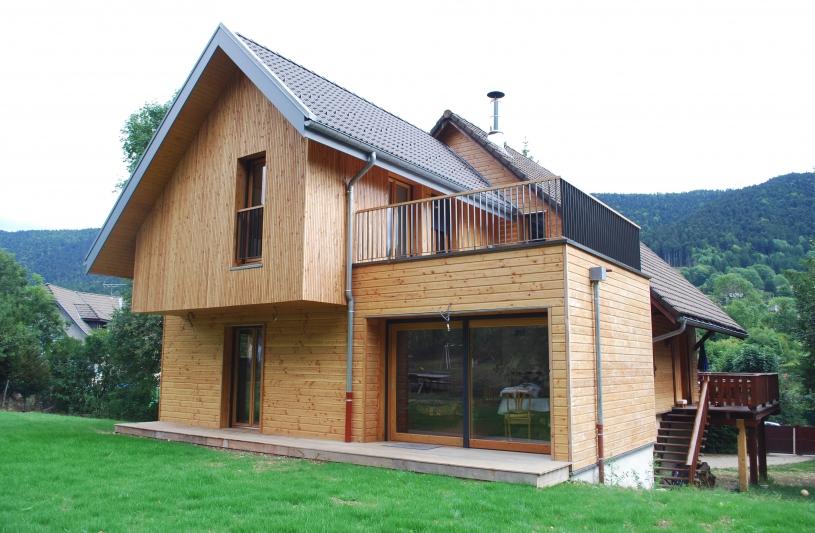 Maison après travaux - Maison Voisin  - Adhoc Architecture - Jean Michel Costaz