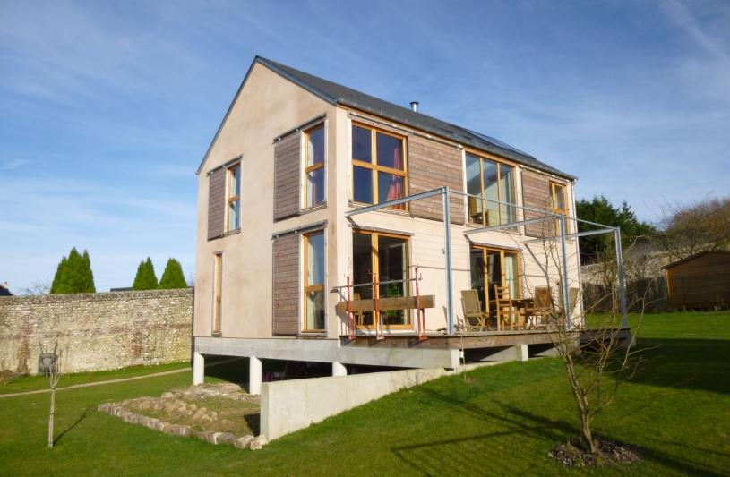 maison architecte honfleur