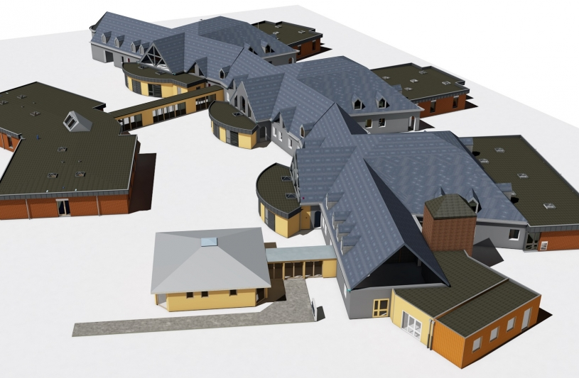 Architecte Cambrai sas dufour architecture | cambrai - nord | ordre des architectes