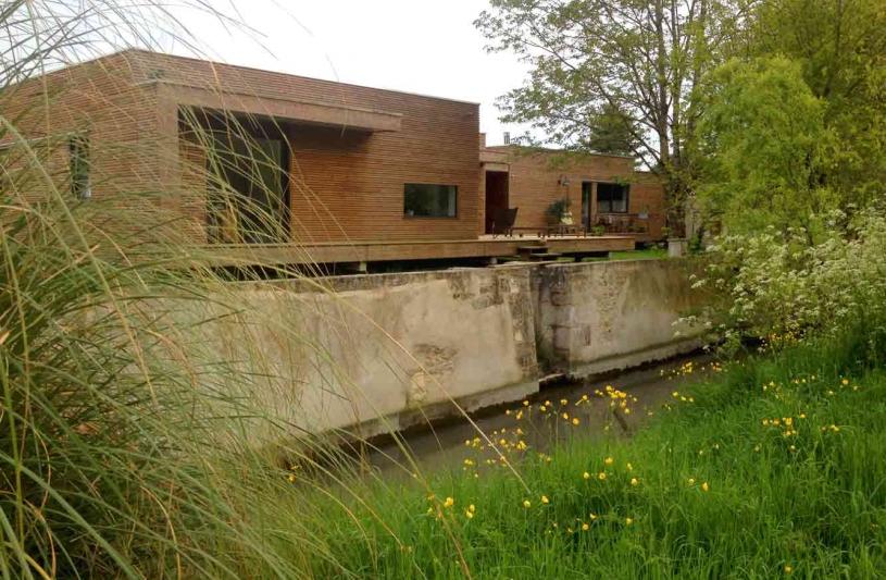 NathalieBrulé architecte La Rochelle - maison BR