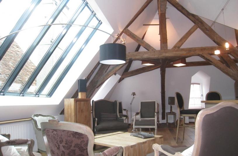 Création d'appartements haut de gamme à louer à Auxerre