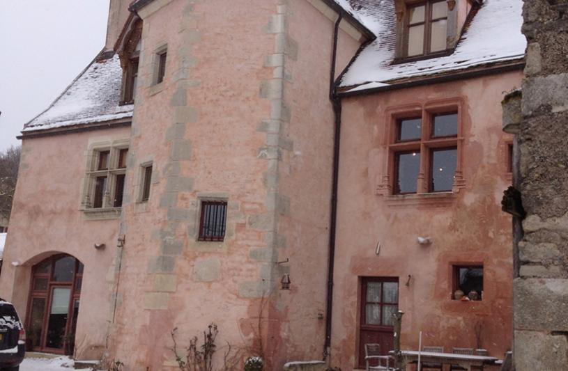Restauration maison du XVème s.