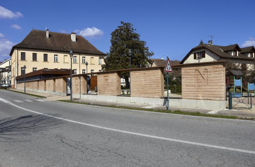 Giuseppina ciaramella architetto en chartreuse saint franc savoie ordre des architectes - Office du tourisme st mandrier ...