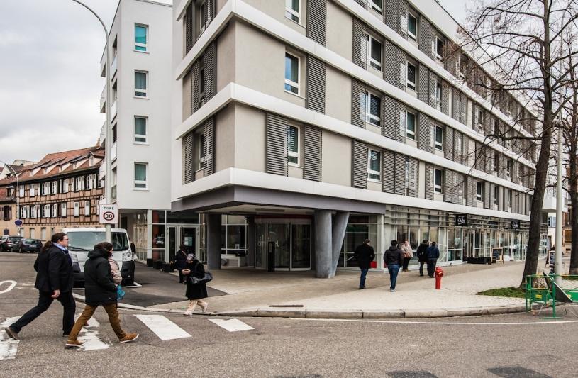 résidence jeunes travailleurs à Strasbourg - Amitel