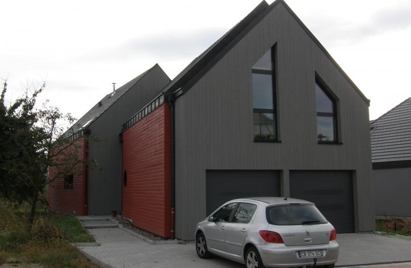 maison à Offendorf